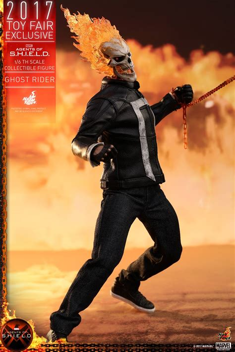 robbie e figure toys ghost rider agents of shield exclusive up for
