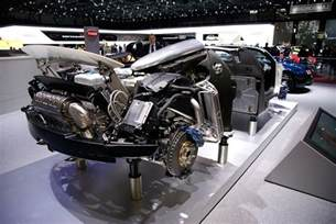 Bugatti Veyron Sport Engine Science Engine Automobile Bugatti Veyron Sport