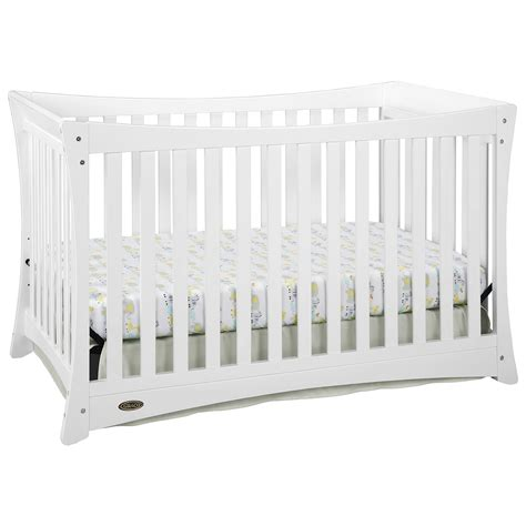 Best Place To Buy Baby Cribs Graco 4 In 1 Convertible Crib For A Modern Nursery Best Buy