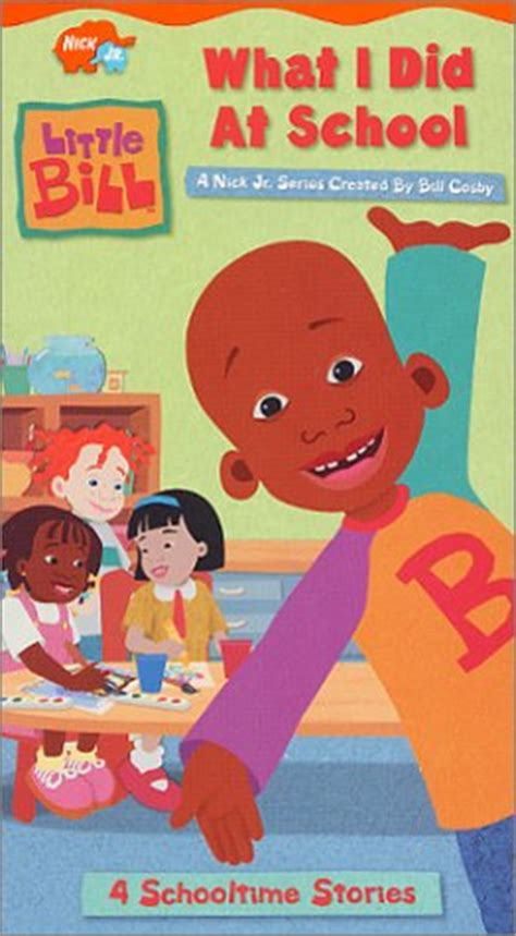 little bill the big swings little bill photos and pictures tvguide com
