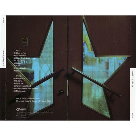 download mp3 gac cover mirror mirrors cd 1 marillion mp3 buy full tracklist