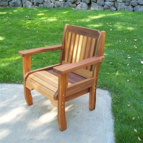 wooden garden chairs diy outdoor wood patio furniture