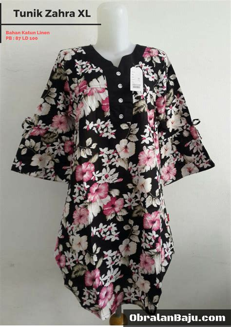 Grosir Baju Murah Grosir Baju Baju Wanita Bello E Murah tunik zahra xl pusat grosir baju pakaian murah meriah 5000 langsung dari pabrik