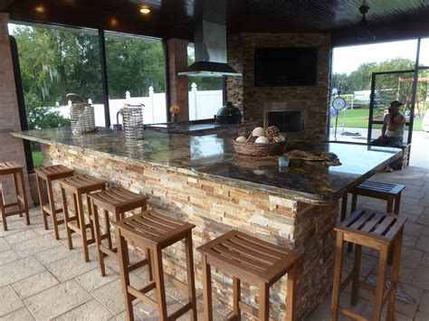 kitchen patio ideas new orleans outdoor kitchens contractor custom outdoor concepts