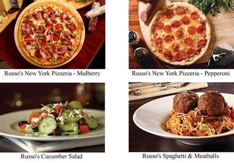 New York Pizza Kitchen Napa by Russo S New York Pizzeria Inc Signs 4th Franchise
