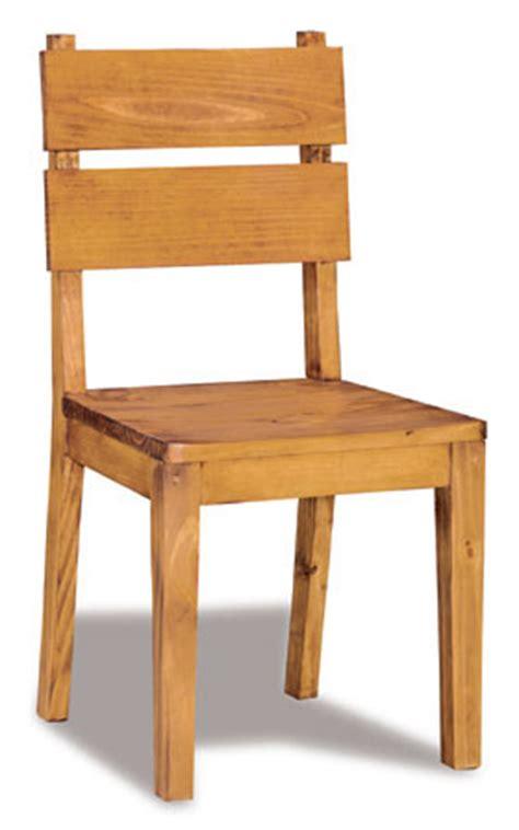 silla san francisco rustica blog de artesania  decoracion