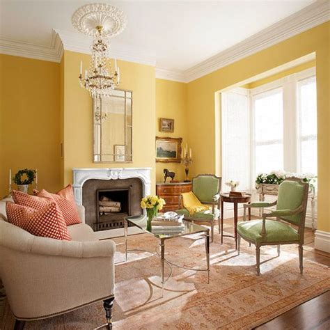 yellow color schemes for living room decorating with neutral color palettes paint colors for