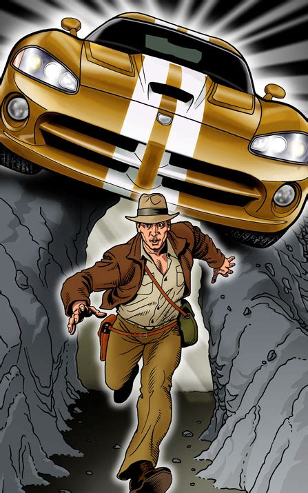 Asphalt Jungle: The Temple Of Doom   Editorial   Motor Trend