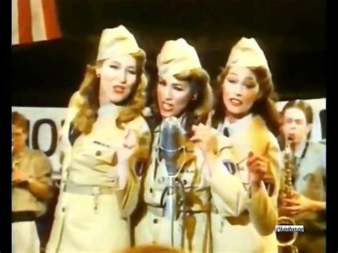star sisters swing medley stars on 45 andrews sisters medley youtube