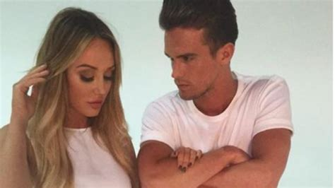 Is This What Charlotte Crosby Did To Gary Beadle S Hair | charlotte crosby speaks out on the tragic pregnancy that