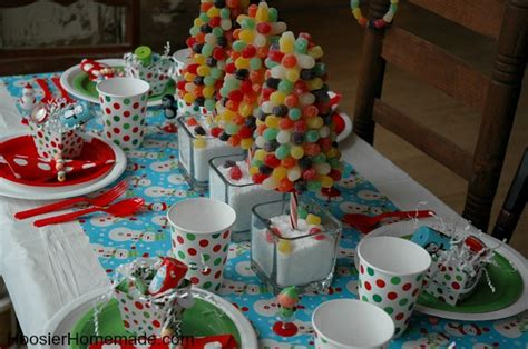 holiday living christmas gumdrop tree kiddie breakfast gumdrop trees hoosier