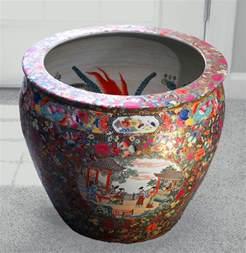fish bowl planter ebth