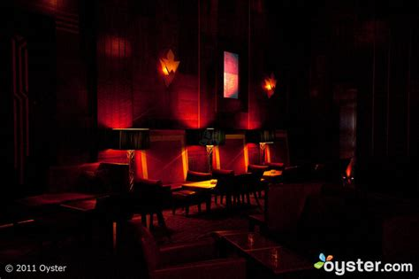 redwood room clift hotel 10 hotel bars for a date oyster
