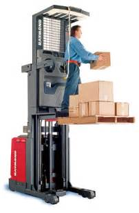Picker Forklift by Material Handling Equipment To Improve The Efficiency And Effectiveness Warehouse And Logistic