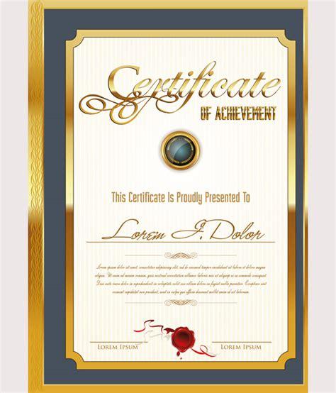 certificate photoshop template 58 printable certificate templates free psd ai vector