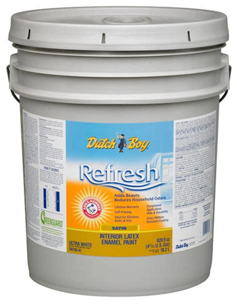 boy 174 refresh 174 ultra white interior paint 5 gal at menards 174