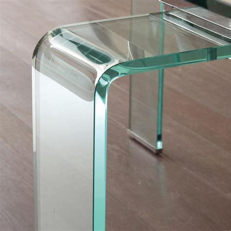 tavolo in vetro temperato tavolo allungabile con piano in vetro temperato lord