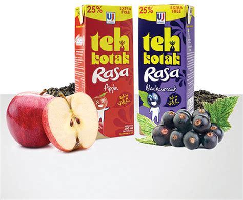 Teh Kotak Ultra pt ultrajaya milk industry tbk