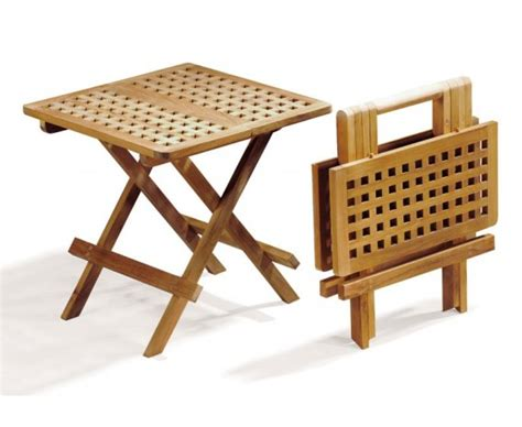 Meja Lipat Uk 50x50 Meja Bazar Meja Lipat Cafe Meja Makan Lipat square teak folding picnic table