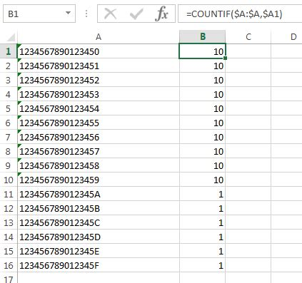 why does the find method in excel vba appear to only