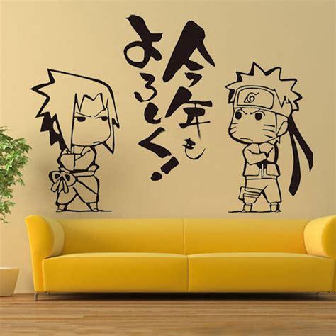 japanese wall sticker japanese vinyl wall sticker anime uzumaki