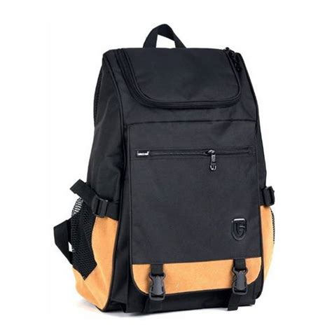 Tas Keren Satu Paket tas ransel keren untuk kuliah mahasiswa perempuan hitam