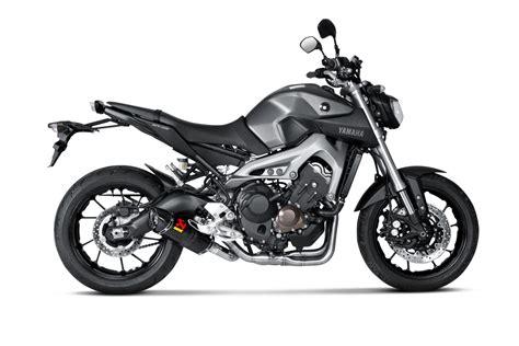 Kaufvertrag Motorrad Neufahrzeug by Motorrad News Akrapovic Yamaha Mt 09 1000ps At