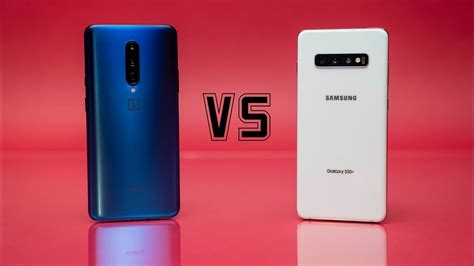 Samsung Galaxy S10 Vs Oneplus 7 Pro Gsmarena by Oneplus 7 Pro Vs Galaxy S10 Plus Comparison Gadgets Team