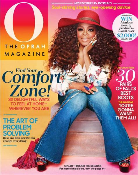oprah winfrey o magazine oprah winfrey releases three different covers for october