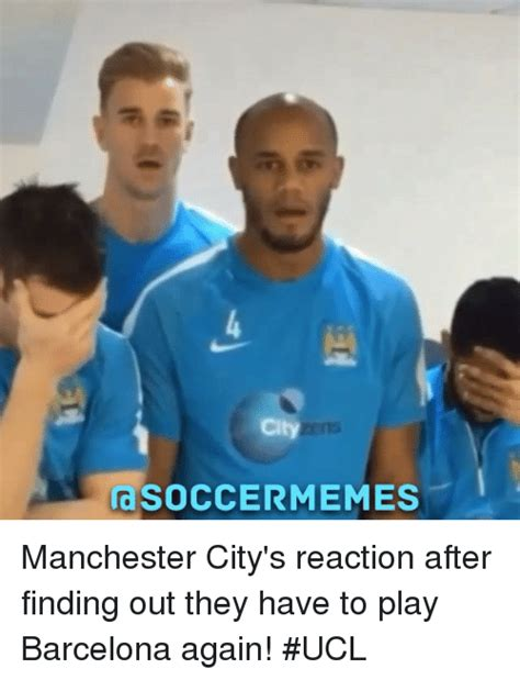 Man City Memes - city soccer memes manchester city s reaction after finding