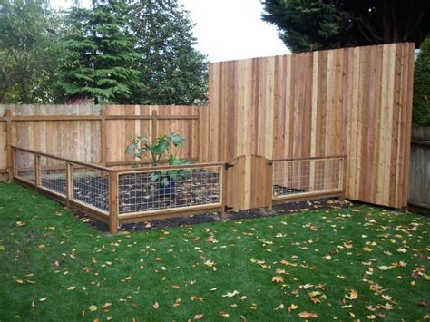 cost to fence backyard 10 garden fence ideas that truly creative inspiring and