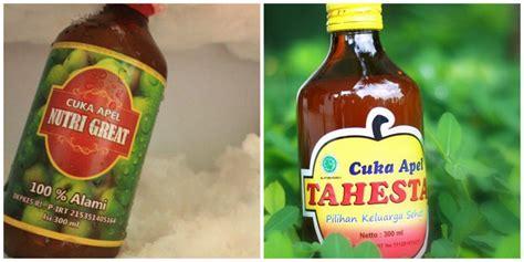 Suplier Cuka Apel Nutri Great cara meminum cuka apel yang benar spirit of dhuha