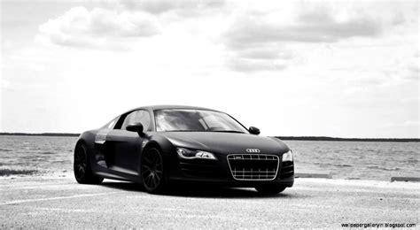 Audi R8 Hd Wallpaper by Audi R8 Black Wallpaper Hd Wallpaper Gallery