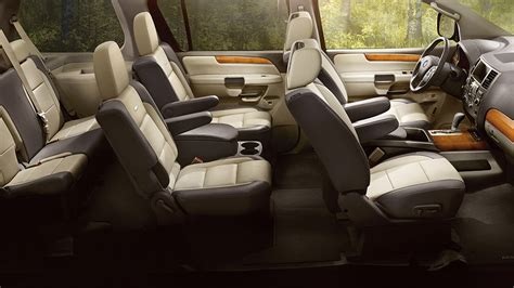 nissan armada captain chairs nissan armada 174 platinum with platinum reserve package and