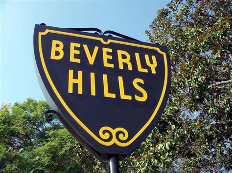 beverly hills sign free beverly hills pictures and stock photos