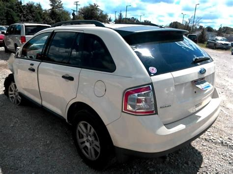 electric and cars manual 2013 ford edge parking system used 2007 ford edge rear body rear clip assembly roof air bags