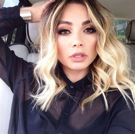 blonde roots dark ends puctures 54 best dark roots light ends images on pinterest