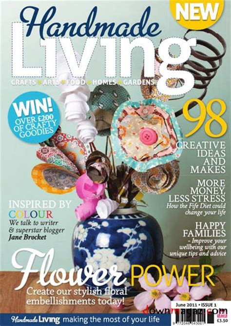 Handmade Living - handmade living june 2011 187 pdf magazines