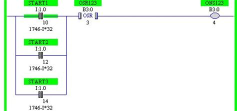 simple ladder diagram wiring diagram schemes