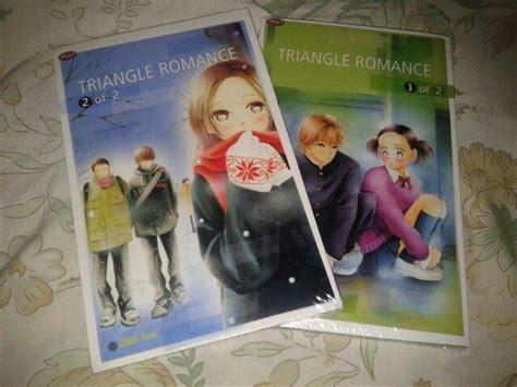 Triangle Obata Yuuki Hae Ho Triangle A K A Maru Sankaku Shikaku