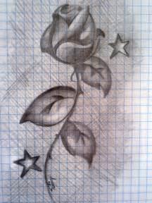 imagenes de amor para dibujar con sombra mis dibujos rosa a l 225 piz