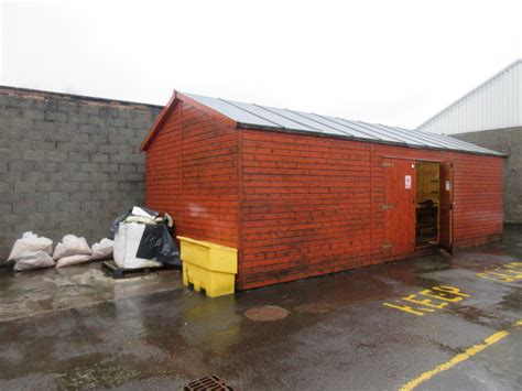 sectional wooden buildings sectional wooden working shed size 10 mtrs x 4 mtrs
