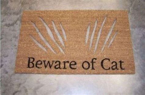 doormat funny greet your visitors with funny door mats