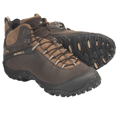 merrell hiking boots for merrell chameleon 4 mid hiking boots for 5600j