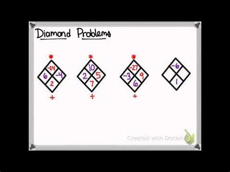 how to do a problems