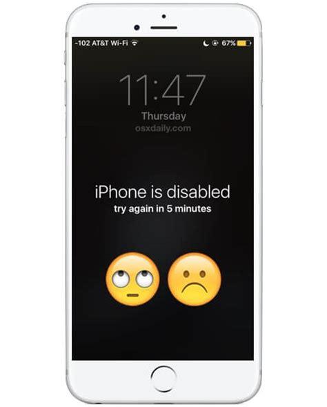corrige comment debloquer  iphone desactive sans itunes sous