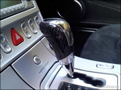 Chrysler Crossfire Shift Knob by Installed New Momo Shift Knob Today Page 5