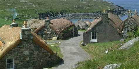 Luxury Cottages Isle Of Lewis by Scottish Island Holidays In Seaview Hebrides