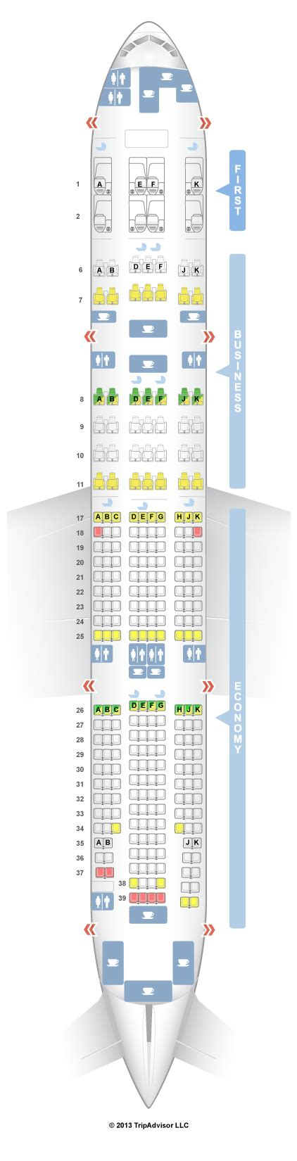 emirates seat map seatguru seat map emirates boeing 777 200lr 772 three class