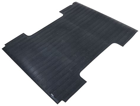 Bed Rubber Mats by Westin Custom Fit Truck Bed Mat Rubber Black Westin